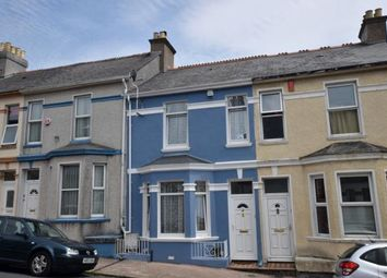 Thumbnail 2 bedroom terraced house for sale in Maristow Avenue, Plymouth, Devon