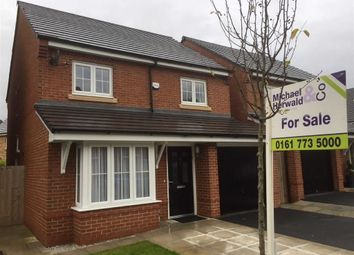 Thumbnail 4 bed detached house for sale in Racecourse Way, Salford, Manchester