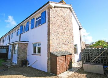 Thumbnail 2 bed end terrace house for sale in 4 Crossways, Venelle De Simon, Alderney