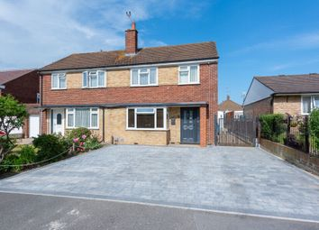 Thumbnail 3 bed semi-detached house for sale in Chiltern Avenue, Farnborough