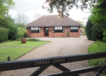 Thumbnail 3 bed property for sale in 'cherry Lodge', Great North Road, South Muskham
