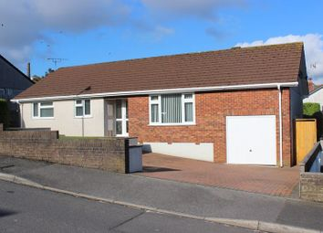 Thumbnail 3 bed bungalow for sale in St. Pirans Close, St. Austell