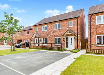 Thumbnail 3 bedroom semi-detached house for sale in Hobby Drive, Corby