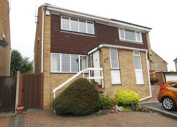 Thumbnail 2 bed semi-detached house for sale in Nuthatch Close, Billericay