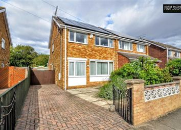 Thumbnail 3 bed property for sale in Yarrow Road, Grimsby