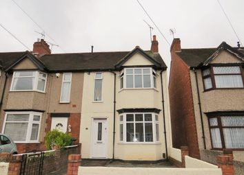 Thumbnail 2 bedroom terraced house for sale in Fraser Road, Coventry