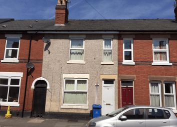 Thumbnail 4 bedroom terraced house for sale in Stanley Street, Derby