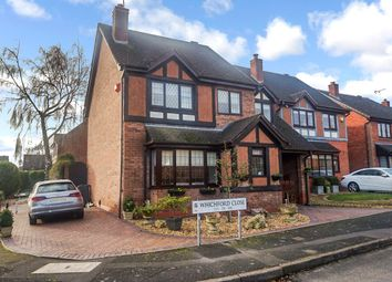 4 bed detached house for sale in Whichford Close, Walmley, Sutton Coldfield B76