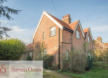 Thumbnail 3 bed semi-detached house to rent in Ground Lane, Hatfield