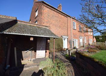 Thumbnail 1 bed cottage to rent in Newton Road, Newton Solney, Burton-On-Trent