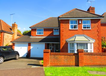 Thumbnail 4 bedroom detached house for sale in Pitlochry Close, Bristol