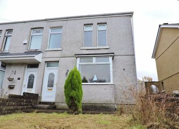 Thumbnail 3 bed semi-detached house for sale in Llwyn Crwn Road, Llansamlet, Swansea