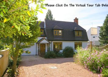 Thumbnail 4 bedroom detached house for sale in The Parks, Minehead