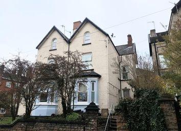 Thumbnail 1 bed flat for sale in Arundel Street, Nottingham, Nottinghamshire