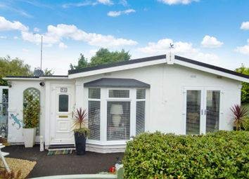 Thumbnail 2 bed mobile/park home for sale in Edginswell Lane, Torquay