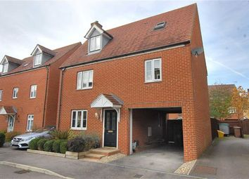 Thumbnail 4 bed link-detached house for sale in Snowdonia Way, Stevenage, Herts