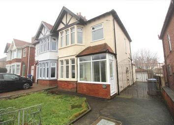 Thumbnail 3 bed property for sale in Athlone Avenue, Blackpool
