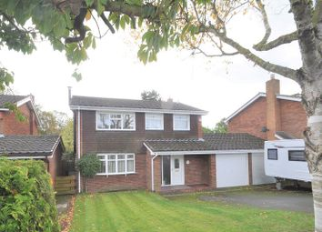 Thumbnail 4 bed detached house for sale in Westfields Rise, Woore, Crewe