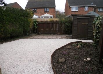 Thumbnail 1 bedroom end terrace house to rent in Merlin Close, Penarth