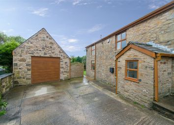 Thumbnail 3 bed cottage for sale in Back Blackburn Road, Egerton, Bolton, Lancashire