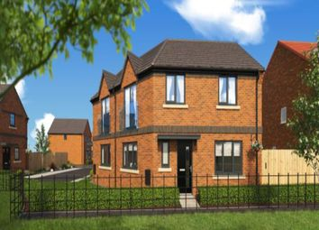 Thumbnail 3 bed semi-detached house for sale in Woodford Lane West, Winsford