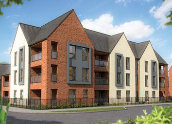 "Thumbnail 2 bedroom flat for sale in ""Meadow Court"" at Wavendon, Milton Keynes"