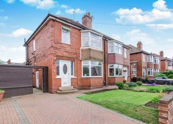 Thumbnail 4 bed semi-detached house for sale in Belle Isle Avenue, Wakefield