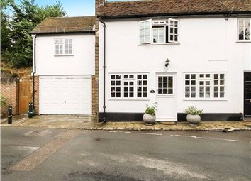 Thumbnail 2 bed end terrace house to rent in The Street, Puttenham, Guildford, Surrey