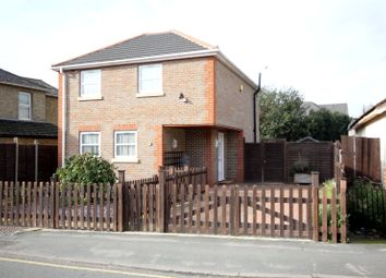 Thumbnail 3 bed detached house for sale in Rusham Road, Egham, Surrey