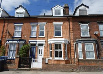 Thumbnail 3 bedroom terraced house to rent in Wherstead Road, Ipswich