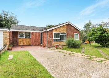 Thumbnail 3 bed detached bungalow for sale in Ollands Road, Attleborough