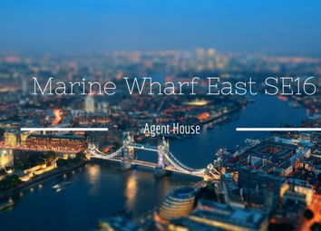 Thumbnail 2 bed flat for sale in Harbourside, Marine Wharf East, Plough Way