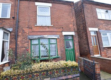 Thumbnail 3 bed end terrace house for sale in Stather Road, Burton-Upon-Stather, Scunthorpe