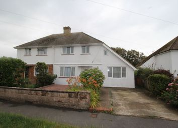 Thumbnail 4 bed semi-detached house to rent in Sunview Avenue, Peacehaven