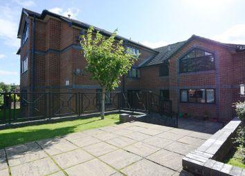 Thumbnail 1 bed flat to rent in Wellesley Gate, East Station Road, Aldershot