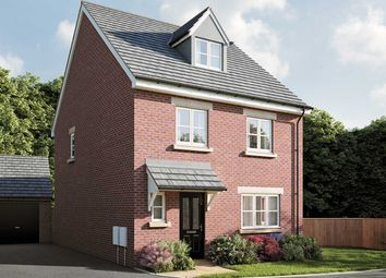 """Thumbnail 5 bed detached house for sale in """"The Ripley"""" at Smug Oak Lane, Bricket Wood, St.Albans"""