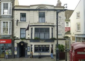 Thumbnail Pub/bar for sale in The Star Inn, 119 Market Jew Street, Penzance, Penzance, Cornwall