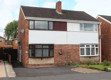 Thumbnail 2 bed semi-detached house for sale in Penzer Street, Kingswinford