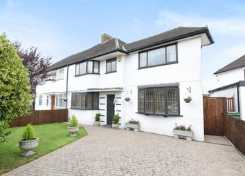 Thumbnail 4 bed semi-detached house for sale in Ashridge Way, Sunbury-On-Thames