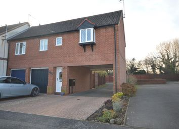 2 bed property for sale in Broad Meadow, Wigston, Leicester LE18