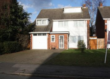 Thumbnail 5 bed detached house for sale in Cornfield Road, Woodley, Reading