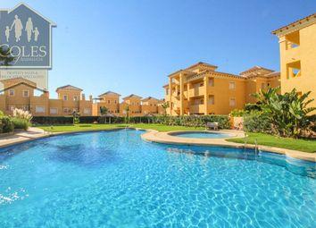 Thumbnail 2 bed apartment for sale in Valle Del Este Golf Resort, Vera, Almería, Andalusia, Spain