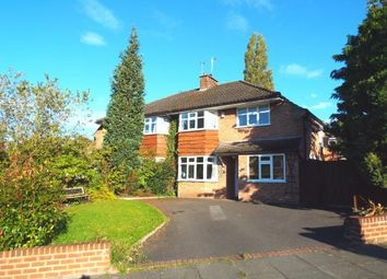 Thumbnail 3 bed semi-detached house for sale in Trickett Lane, Cuddington, Northwich, Cheshire