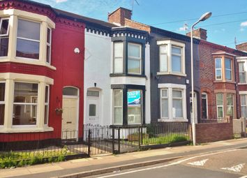 Thumbnail 2 bed terraced house to rent in Beatrice Street, Bootle
