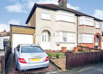 3 bed semi-detached house for sale in Kingsway, Kingsthorpe, Northampton NN2