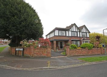 Thumbnail 4 bed semi-detached house for sale in St. Catherines Way, Fareham
