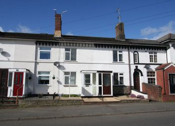 Thumbnail 2 bed terraced house for sale in Stourbridge, Wollaston, High Street