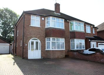 Thumbnail 3 bedroom semi-detached house for sale in Chiltern Crescent, Earley, Reading, Berkshire