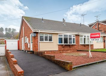 Thumbnail 2 bed semi-detached bungalow for sale in Alder Way, Hazelslade, Cannock