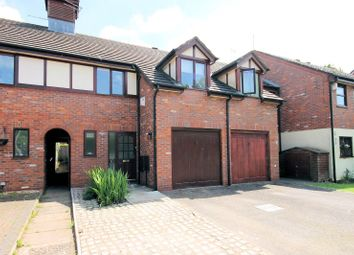 Thumbnail 3 bed mews house for sale in Beaver Close, Pickmere, Knutsford